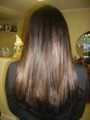 hair extensions volume length
